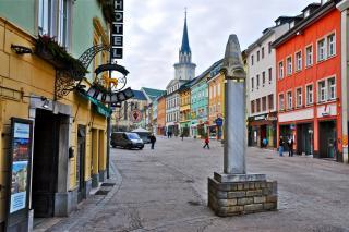 Villach Main Square