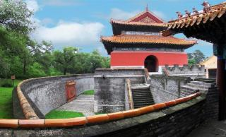 fuling tomb and dongling park