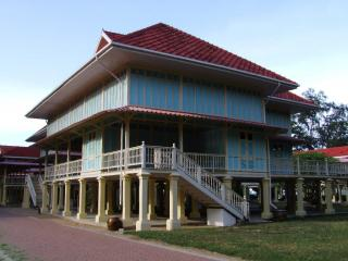 Maruekhathaiyawan Palace Cha-am
