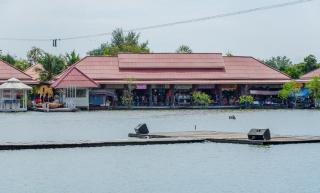 Sam Pan Nam Floating Market