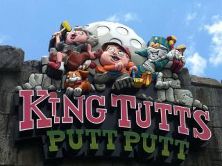 King Tutt's Putt Putt