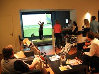 Golf Now - Indoors