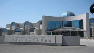 xinjiang silk road museum