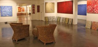 Boomerang Art-aboriginal Fine Art Gallery