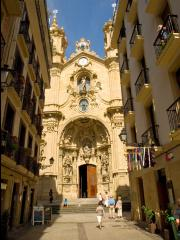 Iglesia De Santa Maria Del Coro