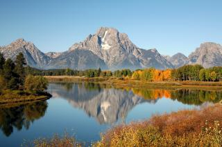 Oxbow Bend Turnout