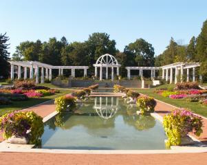 Lakeside Park & Rose Garden