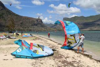 Le Morne Kite School