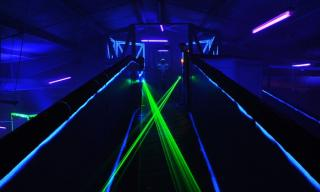 Laser Tag At Ultra Zone