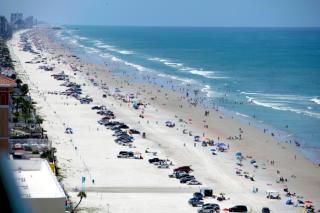 Beach At Daytona Beach