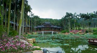 qingxiu mountain scenic spot