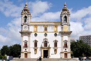 Igreja De Nossasenhora Do Carmo & Capela Dos Ossos