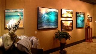 reeflections fine art gallery