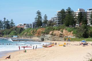 North Wollongong Beach