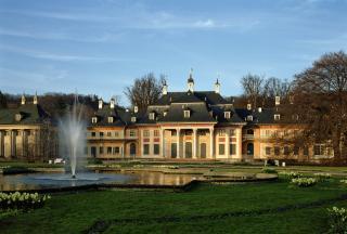 Pillnitz Castle And Park