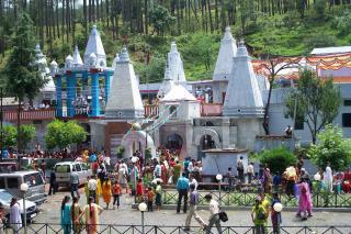 Binsar Mahadev Mandir