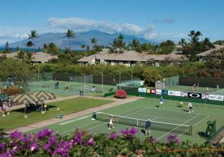 Wailea Tennis Club
