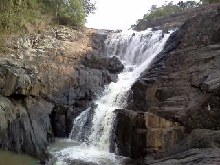 Kanthanpara Waterfall