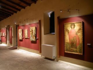 Byzantine Museum Of Antivouniotissa