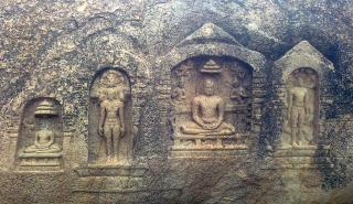 Samanar Caves