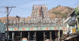Thiruparankundram Murugan Temple