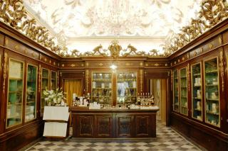 pharmacy and perfumery of santa maria novella