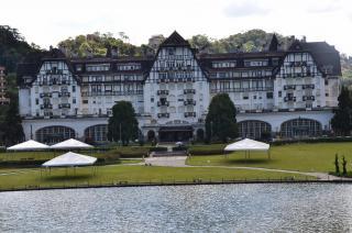 Quitandinha Palace