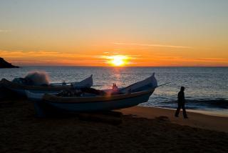 Estaleirinho Beach