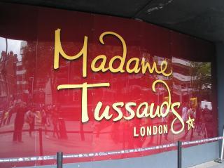 Image of Madame Tussauds Museum
