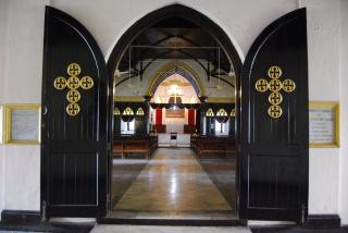 armenian church of st. john the baptist