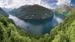 Norwegian Fjord Centre