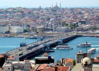 Image of Galata Bridge