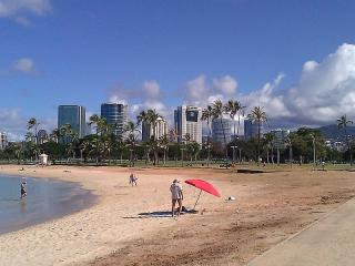 Image of Ala Moana Beach Park