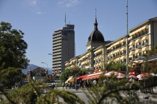 Hoheweg Promenade