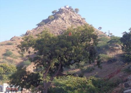 Pap Mochani Temple