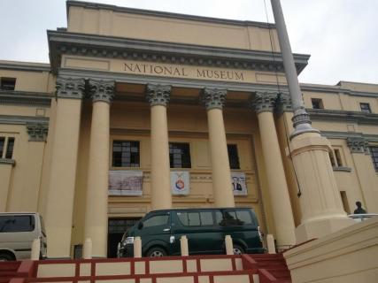 National Museum Manila Reviews Ticket Price Timings