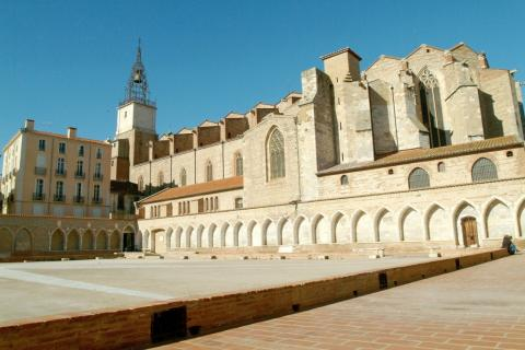 Cathedrale St-jean And Campo Santo Funeral Cloister