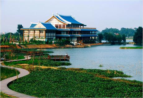 5 star hotels near wuyuanwan wetland park resorts and for Nearest 5 star hotel