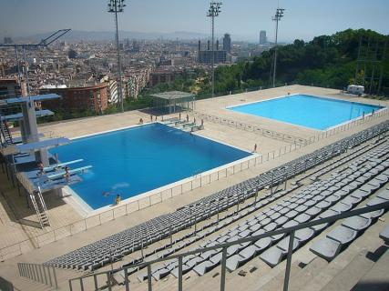 Piscina municipal de montjuic barcelona reviews for Piscina montjuic barcelona