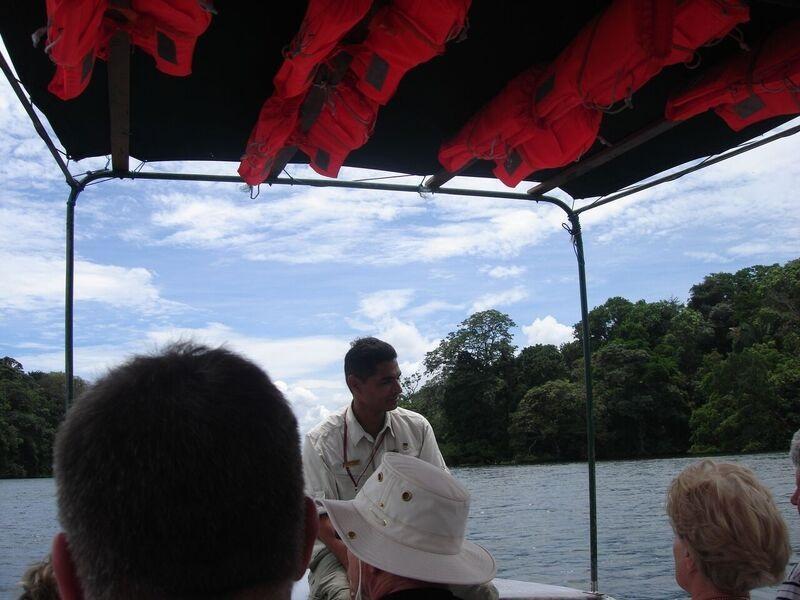 Eco Cruise On Gatun Lake - Panama City