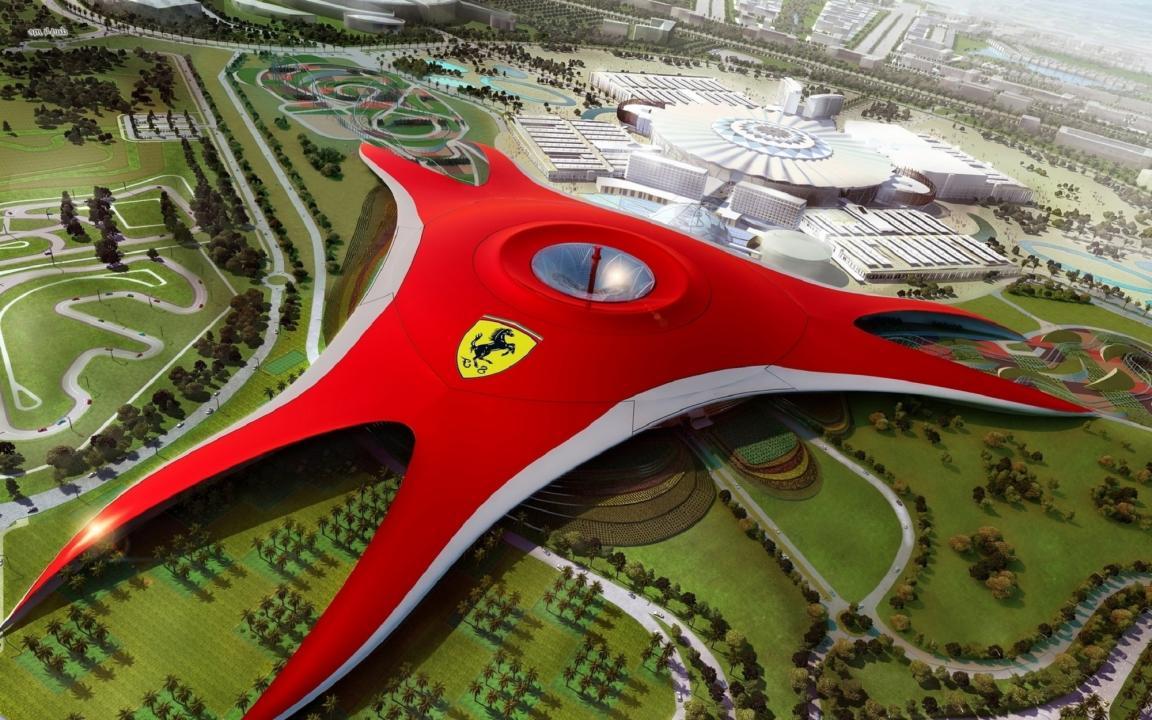 Ferrari World Abu Dhabi Day Trip From Dubai With Transfer
