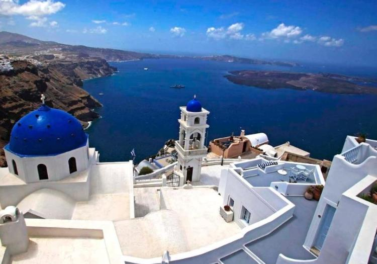Santorini Island One Day Cruise From Heraklion