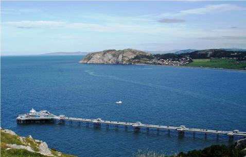Top Historical Places in Llandudno