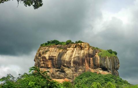 Adventure Activities in Sigiriya