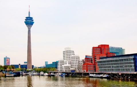 Top Historical Places in Dusseldorf