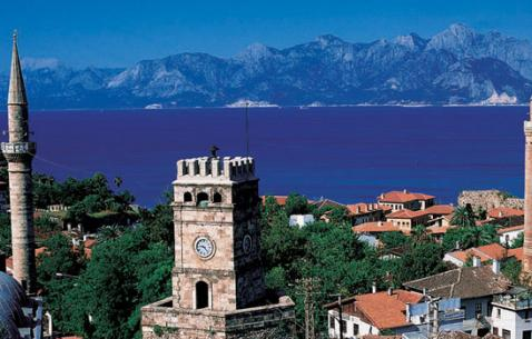 Top Historical Places in Antalya