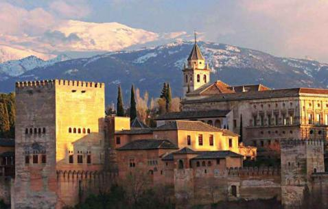 Top Historical Places in Granada