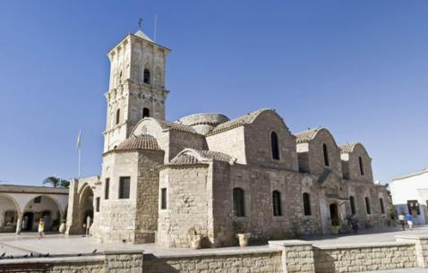 Top Historical Places in Larnaca