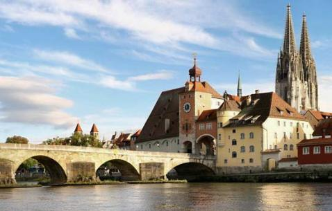 Things to do in Regensburg