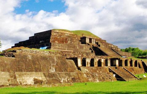 El Salvador, North America